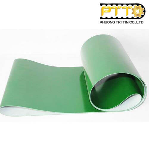 day belt pvc xanh